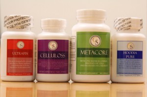 Nutritional supplements offered by Gluck Solutions