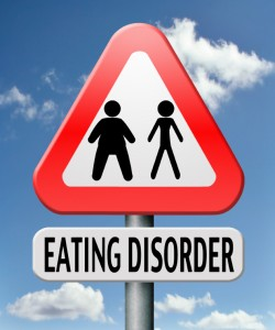 eating disorder sign