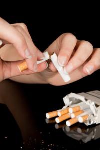 Break your cigarette addiction