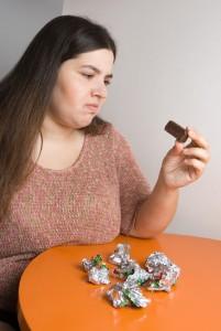 A binge eater